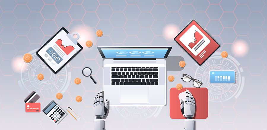 Automated Data Processing Services - RPA