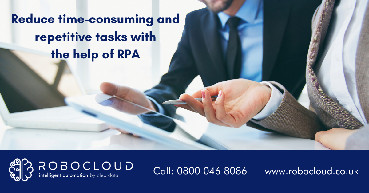 Improve Employee Satisfaction With RPA