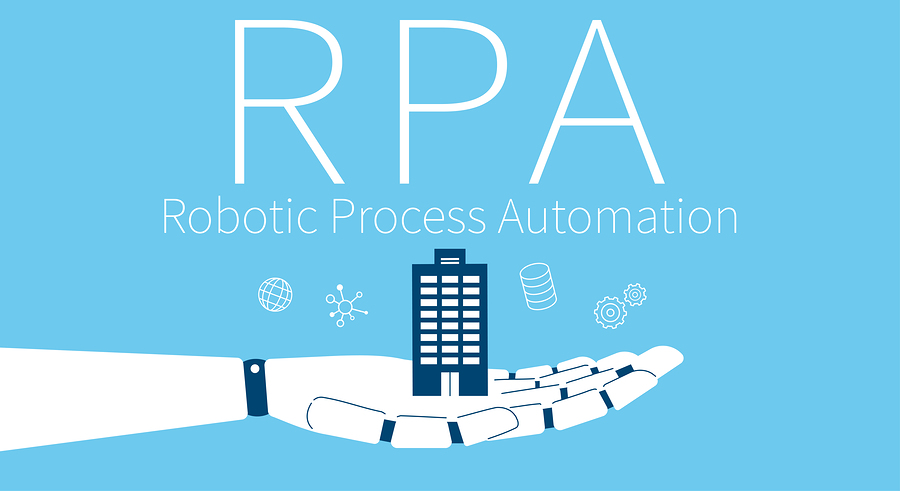 RPA Retail Process Automation