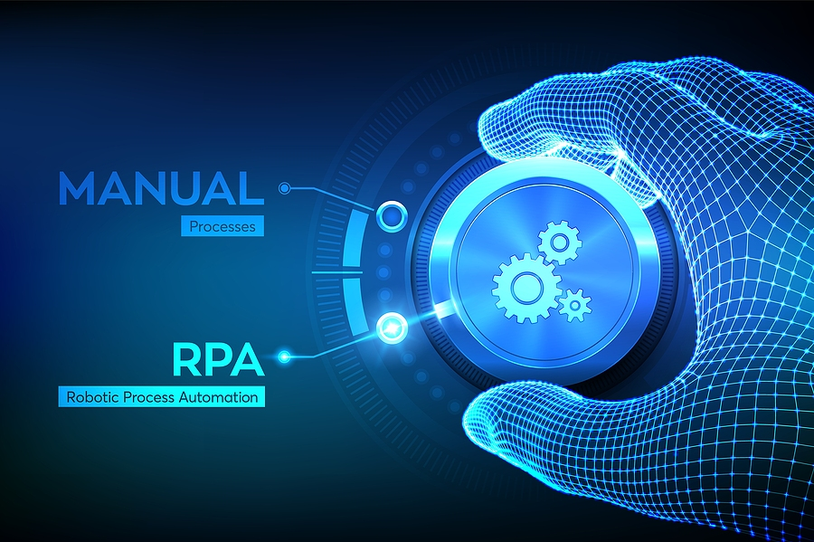Legal Document Processing with RPA